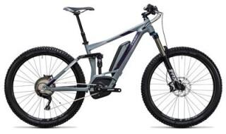 """Cube Sting WLS Hybrid 140 SL 500 27.5 grey´n´aubergine 18"""" von Rundum, der Fahrradladen, Matthias Ilg, 73433 Aalen - Wasseralfingen"""