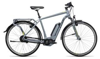 Cube Delhi Hybrid 400 grey´n´lime, Rh 50 von Rundum, der Fahrradladen, Matthias Ilg, 73433 Aalen - Wasseralfingen