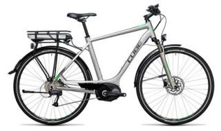 Cube Cube Touring Hybrid ONE 500 silver´n´flashgreen von bikeschmiede-Ahl, 63628 Bad Soden Salmünster