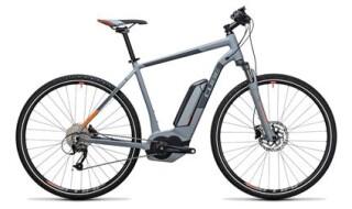 Cube Cross Hybrid One Herren Grey`n`Orange von Fahrrad Imle, 74321 Bietigheim-Bissingen