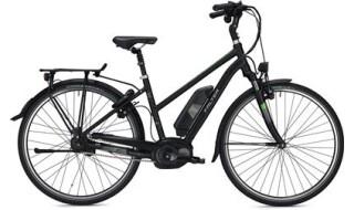 Falter Falter E-Bike E 9.8 FL Trapez schwarz matt 2017 von Fahrrad Imle, 74321 Bietigheim-Bissingen