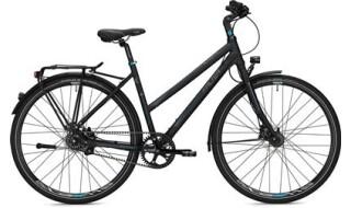 Falter U 8.0, Trekkingbike mit Conti-Riemen, 8-Gang Shimano Alfine Schaltung. von Henco GmbH & Co. KG, 26655 Westerstede