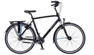 Batavus AGUDO, Citybike mit 8 Gängen und Rücktrittbremse, gefedert. von Henco GmbH & Co. KG, 26655 Westerstede