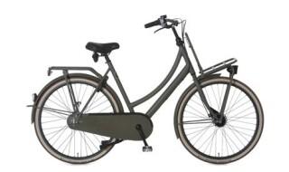 Cortina U4 Transport Raw von Rad+Tat Fahrradhandel GmbH, 59174 Kamen