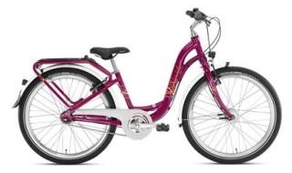 Puky Kinderfahrrad Skyride 24 Zoll 7-Gang Alu Light (Berry) von Fahrradladen Rückenwind GmbH, 61169 Friedberg (Hessen)