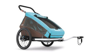 Croozer Kid for 2 Plus von RADHAUS GmbH, 85053 Ingolstadt