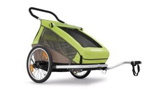 Croozer Kid for 2 von WEIDEMANN Zweirad GmbH, 88662 Überlingen