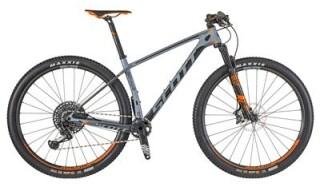 Scott Scale 910 grey/black/orange von Schulz GmbH, 77955 Ettenheim