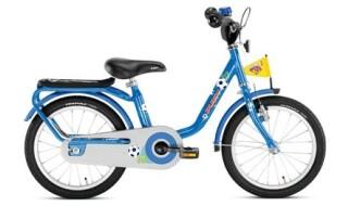 Puky Z 6 light blue Fußball Soccer 16 Zoll Kinderfahrrad von Fahrrad Imle, 74321 Bietigheim-Bissingen