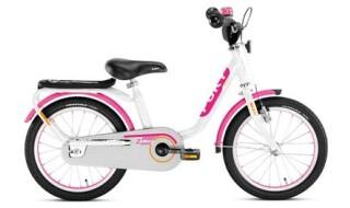 Puky Z 6 Edition weiß/pink 16 Zoll Kinderfahrrad von Fahrrad Imle, 74321 Bietigheim-Bissingen
