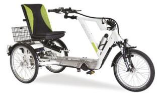 Draisin Santorin S von Fahrrad Wollesen GmbH & Co. KG, 25927 Aventoft