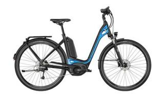 Bergamont E-Ville Deore black/blue matt/shiny von Schulz GmbH, 77955 Ettenheim