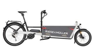 Riese und Müller E-Lastenrad Packster 80 Touring Pedelec von Fahrrad Bruckner, 74080 Heilbronn