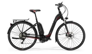 Merida E-Spresso City 900EQ, S 45cm, schwarz/rot von Fahrrad Heidemann, 54290 Trier
