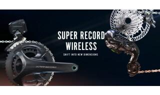 Campagnolo Super Record EPS V3 Elektronik Kit von Neckar - Bike, 71691 Freiberg am Neckar