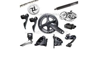 Shimano Ultegra 8070 Di2 intern Disc komplett von Neckar - Bike, 71691 Freiberg am Neckar