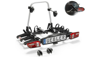 Uebler X31S von Bike Service Gruber, 83527 Haag in OB