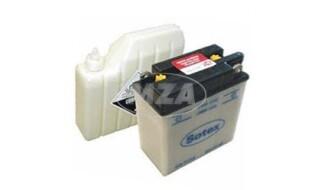 Simson SOTEX-Batterie - 6N11A-1B - 6V von Prepernau Fahrradfachmarkt, 17389 Anklam