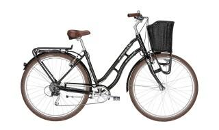 Pegasus Tourina 8 schwarz Retro Fahrrad von 2-Rad Esser GmbH & Co. KG, 97941 Tauberbischofsheim
