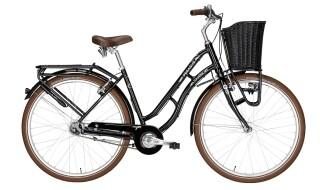 Pegasus Tourina schwarz Retro Fahrrad von 2-Rad Esser GmbH & Co. KG, 97941 Tauberbischofsheim