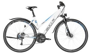 Bulls Cross Bike Street Damenrad weiß/blau von 2-Rad Esser GmbH & Co. KG, 97941 Tauberbischofsheim
