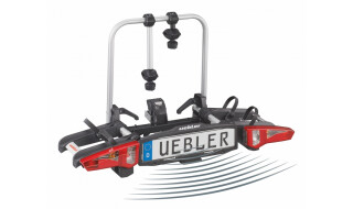 Uebler I21 mit Rückfahrkontrolle von Bike Service Gruber, 83527 Haag in OB