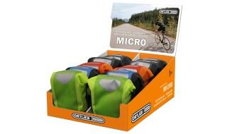 Ortlieb Saddle-Bag Micro grün/lime von Fahrrad Imle, 74321 Bietigheim-Bissingen