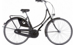 """Simplex Nostalgie ND Hollandrad 3-Gang 26"""" Schwarz von Fun Bikes, 53175 Bonn (Friesdorf)"""