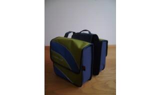 Haberland Gepäckträger-Doppeltaschen Kim S von Zweirad Eizenhammer, 94496 Ortenburg