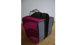 Haberland Gepäckträger-Doppeltaschen Kim M von Zweirad Eizenhammer, 94496 Ortenburg