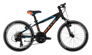 "Bulls Tokee 20"" Schwarz-Orange 18-Gang Modell 2017 von Fun Bikes, 53175 Bonn (Friesdorf)"