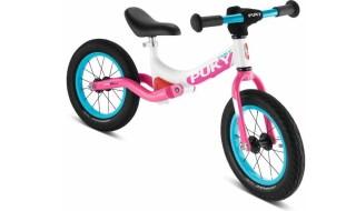 Puky Laufrad LR Ride Weiß Pink 2017 von Fahrrad-Grund GmbH, 74564 Crailsheim