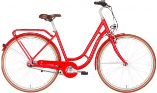 "Pegasus Bici Italia City Bike 7-Gang 28"" Rot Modell 2017 von Fun Bikes, 53175 Bonn (Friesdorf)"