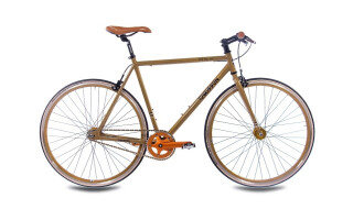 Chrisson FG-1.0 Flat gold von Just Bikes, 10627 Berlin