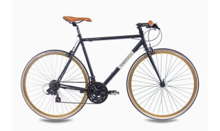 Chrisson Vintage Road 3.0 schwarz matt von Just Bikes, 10627 Berlin