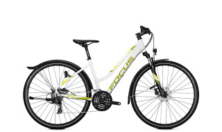 "Focus CRATER LAKE Equipped 24-Gang Crossbike Weiß 28"" Modell 2018 von Fun Bikes, 53175 Bonn (Friesdorf)"
