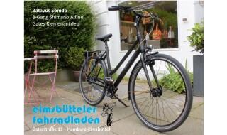Batavus Sonido (Trapez) von Eimsbütteler Fahrradladen, 20259 Hamburg