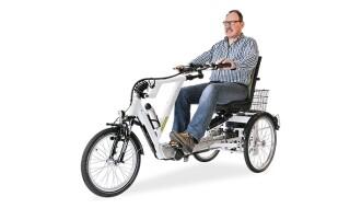Draisin Santorin bis 175 Kg Zuladung von Fahrrad Fiolka GmbH & Co. KG, 45711 Datteln