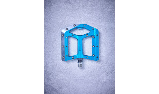 Cube Cube Flat Pedals Slasher, blau von Fahrrad Imle, 74321 Bietigheim-Bissingen