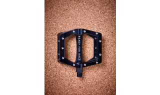 Cube Flat Pedal CMPT, schwarz von Fahrrad Imle, 74321 Bietigheim-Bissingen
