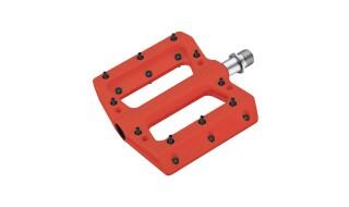 Cube Cube Flat Pedal ETP, rot von Fahrrad Imle, 74321 Bietigheim-Bissingen