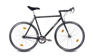 Chrisson Old Road 1.0 Bullhorn schwarz matt von Just Bikes, 10627 Berlin