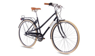 Chrisson OLD CITY LADY 3G SHIMANO NEXUS schwarz matt von Just Bikes, 10627 Berlin