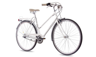 Chrisson VINTAGE CITY LADY 3G SHIMANO NEXUS white glossy von Just Bikes, 10627 Berlin