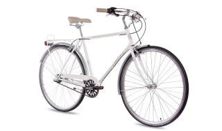 Chrisson VINTAGE CITY GENT 3G SHIMANO NEXUS white glossy von Just Bikes, 10627 Berlin