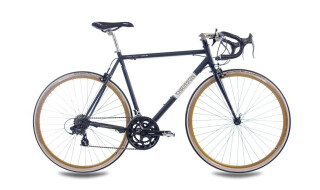 Chrisson Vintage Road 1.0 schwarz matt von Just Bikes, 10627 Berlin