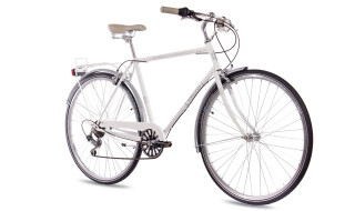 Chrisson VINTAGE CITY GENT 6G SHIMANO white glossy von Just Bikes, 10627 Berlin