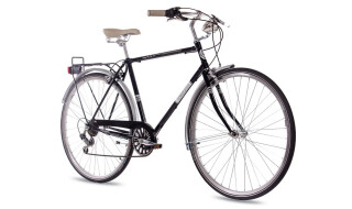 Chrisson VINTAGE CITY GENT 6G SHIMANO black glossy von Just Bikes, 10627 Berlin