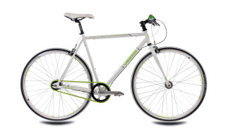 Chrisson OLD ROAD 2.0 7G SHIMANO NEXUS white glossy von Just Bikes, 10627 Berlin