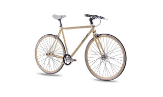 Chrisson FG-1.0 Flat creme von Just Bikes, 10627 Berlin
